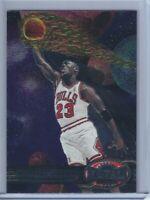 1997-98 Skybox Metal Universe #23 Michael Jordan NBA Chicago Bulls
