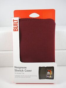 Built NY Neoprene Stretch Cover for Kindle Fire Brand New