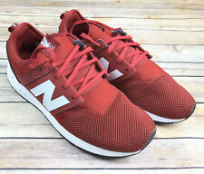 Rare New Balance Mens 247 Liverpool Running Shoes LFC Size 11 Red Revlite