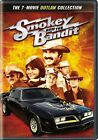 Smokey and the Bandit The 7-Movie Outlaw Collection DVD  NEW