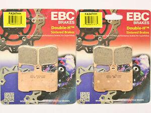EBC HH Front Brake Pads For Triumph 2012 Street Triple R 675