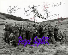 Dads Army SIGNED AUTOGRAPHED 10X8 RePro PHOTO PRINT Lowe Dunn Beck