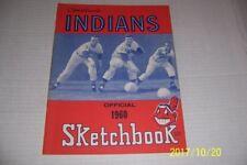 1960 CLEVELAND INDIANS Yearbook HARVEY KUENN Jim GRANT Bob LEMON Joe GORDON
