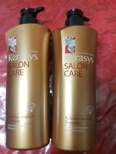 2 Kerasys Salon Care Nutritive Ampoule Shampoo restore Severely Damage Hair 600g