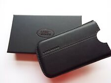 Gift Box Official Genuine Land Rover Leather Cover for iPhone 5
