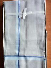 12 fazzoletti cotone uomo - colorati