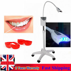 Dental Mobile Teeth Whitening Machine LED Light Tooth Bleaching Accelerator