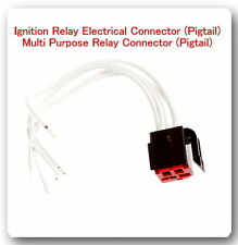 5 Wire Harness Pigtail Multi-Function Ignition Relay Connector Fits: Ford &