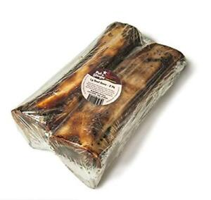 Pet 'n Shape Beef Bone Treat - Made & Sourced in The USA - All Natural Dog