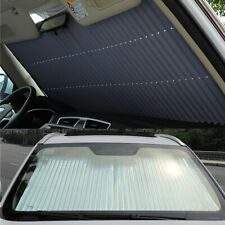 Car  Sun Shade Visor Folding Block Cover For Front windshiel Window 25.5*55 Inch