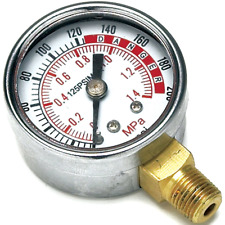 0-200 PSI Air Gauge for Air Tank Accessory W10055  for air compressor