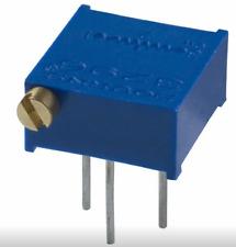 BOURNS 3296P-1-103LF 10K Ohm 10% 0.5W(1/2W) Trimmer New Lot Quantity-7