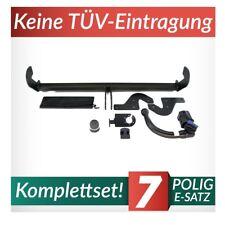 Anhängerkupplung fest PEUGEOT 2008 ab 04.2012+E-SATZ 7p UNIVERSAL
