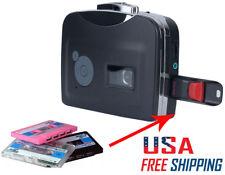 Ezcap Tape to PC USB U Disk Cassette-to-MP3 Converter Audio Capture Music Player