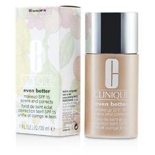 Clinique Even Better Makeup SPF 15 Dry Combinationl to Combination 30 Ml 1 Oz