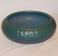 Antique Rookwood Pottery Arts & Crafts Blue Bowl – 1917
