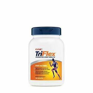 GNC TriFlex FastActing Supplement,120 Caplets (Joint Comfort & Stiffness)