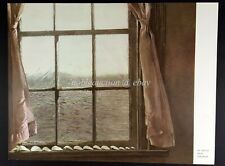 Andrew Wyeth Gravure Print Detail From HER ROOM & THE BED, The Farm