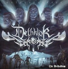 Dethklok, Metalocalypse: The Dethalbum [New Sealed CD]