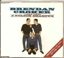 BRENDAN CROKER AND THE 5 O CLOCK SHADOWS 1989 4 TRACK PROMO CD