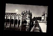 CHENONCEAUX Chateaux de LOIRE CPA France Schösser Loire Postkarte um 1960 Schloß