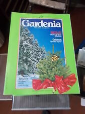 """""""GARDENIA"""" RIVISTA MENSILE n°32 DICEMBRE 1986"""
