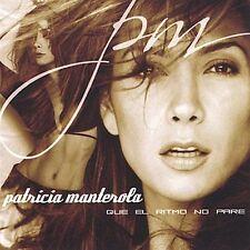 Que El Ritmo No Pare by Patricia Manterola