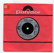 (S66) Corinne Hermes, Si La Vie Est Cadeau - 1983 - 7 inch vinyl