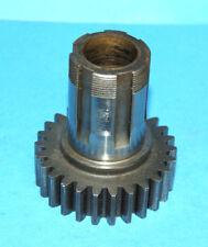 used pre unit Triumph mainshaft high gear 26Teeth 57-1382 T1382 1949-62 Zahnrad
