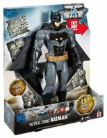 """12"""" FGH07 DC Justice League Tactical Strike Batman Childrens Kids Toys Toy New"""