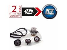 For VW Golf MK6 1.4 80HP -13 Gates Powergrip Timing Cam Belt Kit And Water Pump