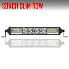 12inch Dual Row LED Light Bar 544W For Offroad Truck Ford UTV Driving Lights
