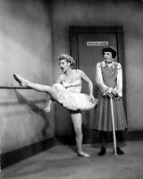 I Love Lucy Lucille Ball Ballet  8x10 Photo