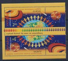 Ukraine 787/88 postfrisch / Cept (1533) ........................................