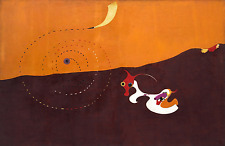Landscape (The Hare) (Paysage [Le Lievre]) Autumn 1927 by Joan Miro Print Poster