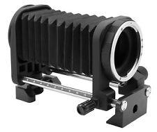 Lens Slide Rail Macro Extension Bellows Tube for Canon 500D 7D 1D 550D 60D 600D