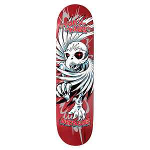 "Birdhouse Skateboard Deck Tony Hawk Spiral 8.0"" x 31.5"" Assorted Colors"