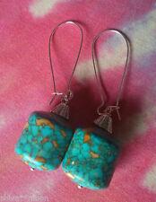 Women's Turquoise Earrings Jewellery