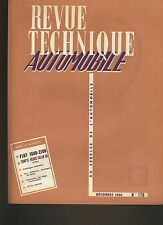 (C3B)REVUE TECHNIQUE AUTOMOBILE FIAT 1800-2100