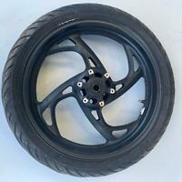 Honda CB1000R CB1000 SC60 2008 Front wheel rim *dome damage 44650-MFN-305