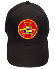 c53a771e6ac High Priest Masonic Baseball Cap - Black Hat High Priest Masonic Symbol