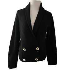 Peruvian Connection P Sweater Alapaca Black