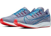 Nike Air Zoom Pegasus 36 JDI Blue Size 11 US Mens Athletic Running Shoes Sneaker