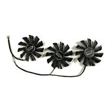 Cooler fan For MSI GTX1080TI 11G DUKE GTX980TI LIGHTNING 6G 3pcs/set