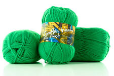 10 x 100g Graffiti Wool Pro Acryl Strickgarn 100% Polyacryl - grün - by Anune