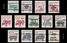 2123a to 2133a + 2132b Precancels 2nd Transportation Coil Set of 13 MNH -Buy Now