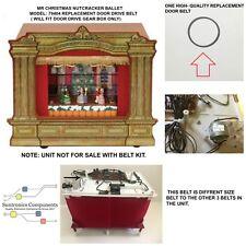 MR CHRISTMAS NUTCRACKER BALLET MODEL 79404- REPLACEMENT PART- DOOR BELT ONLY