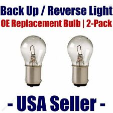 Reverse/Back Up Light Bulb 2pk - Fits Listed Ford Vehicles - 1142