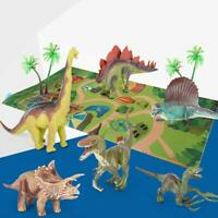 Dinosaurier Welt Teppich Spiel Kinder Dinosaurier Spielzeug Tyrannosaurus Rex
