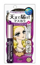 Isehan KISS ME Heroine Make Volume & Curl Black Mascara 6g Waterproof Free Ship